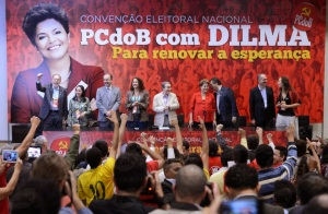 PC do B Dilma