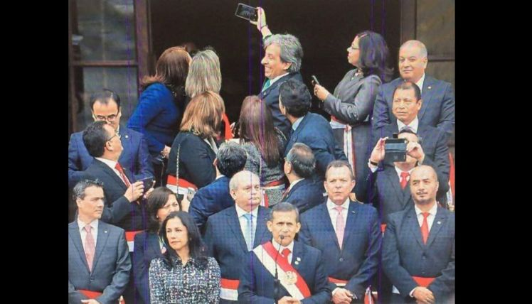 selfie ministerial