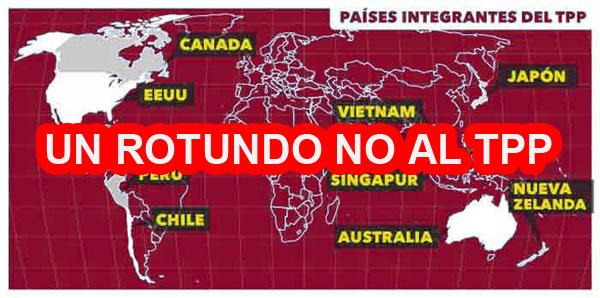 PAISES INTEGRANTES DEL TPPWEB