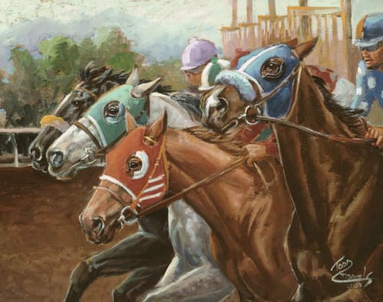 pinturas-de-caballos-de-carreras