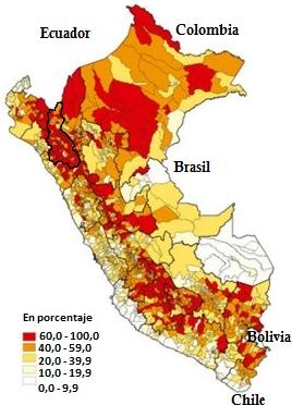 Pobreza Peru cajamarca