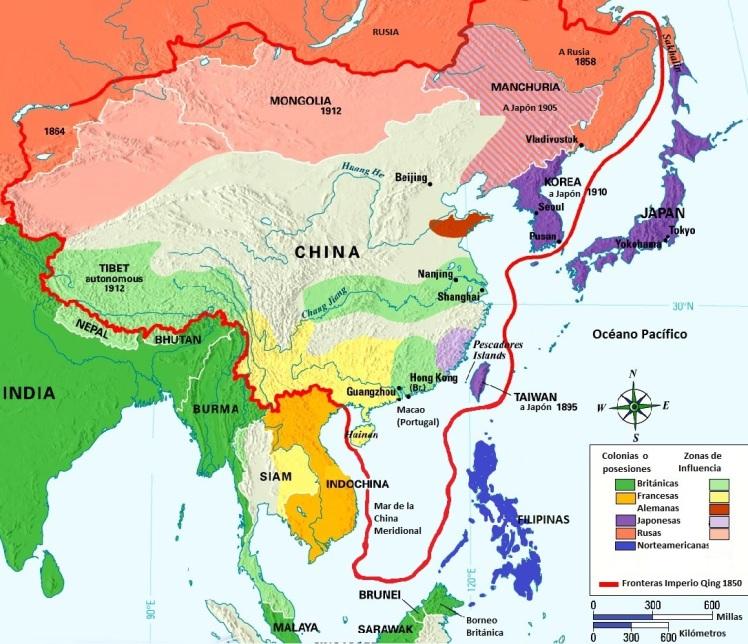 China 1910