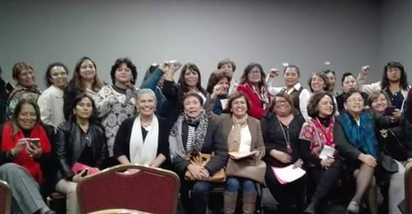 Mujeres evento