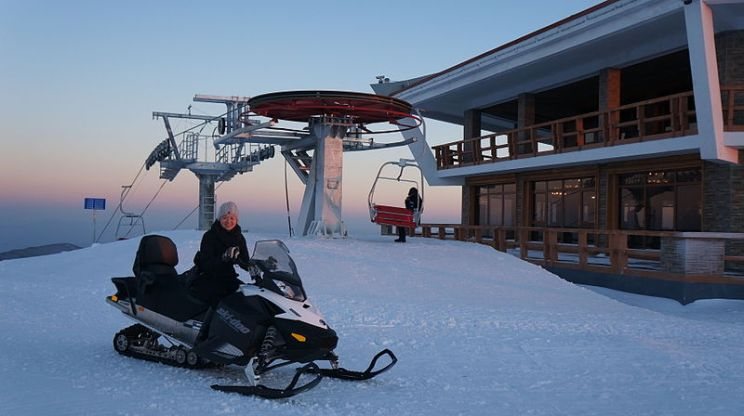 ski en Corea del norte
