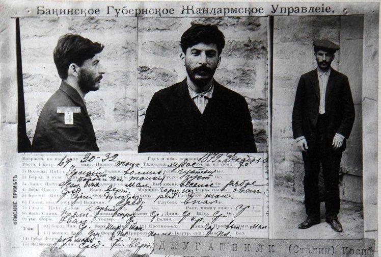 Stalin 1910