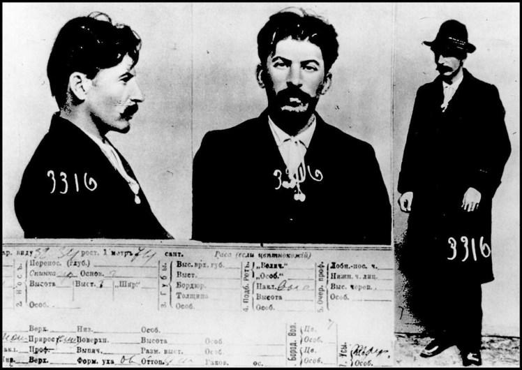 stalin 1911