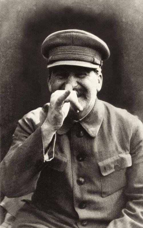Stalin burlandose