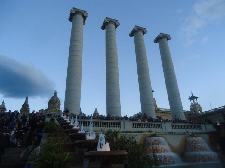 Columnas de Montijuc