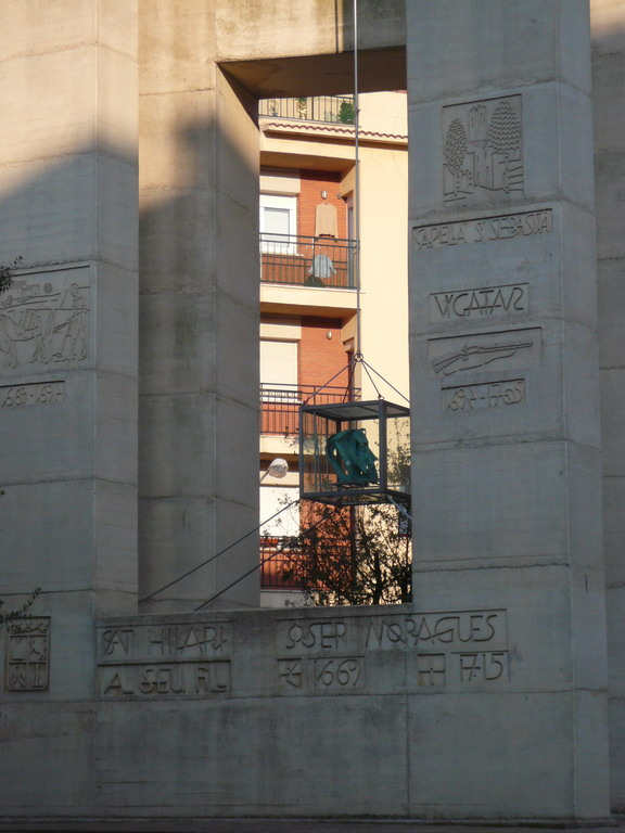 Monument_Josep_Moragues_a_Sant_Hilari_Sacalm