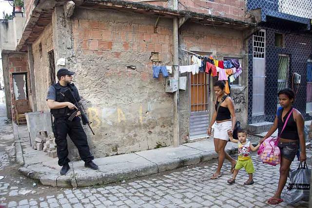 Maré-polícia