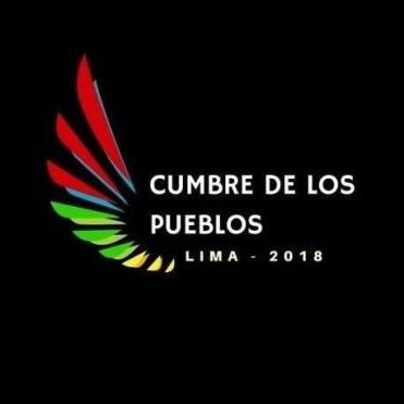 Logo Cumbre de los pueblos